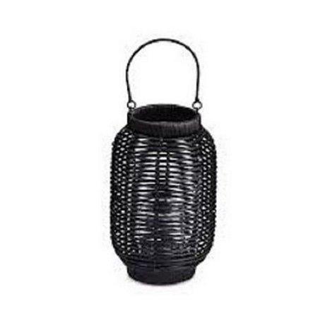 Lanterna Preta Ratan P 10051