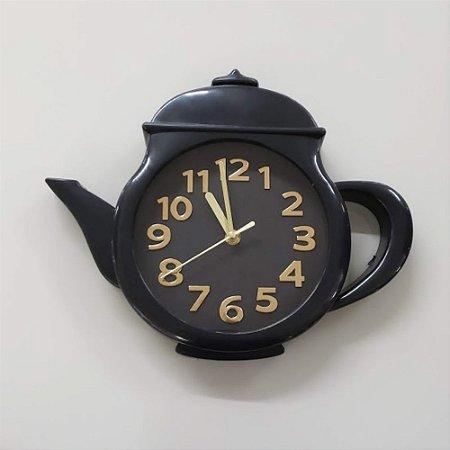Relógio Decorativo Chaleira