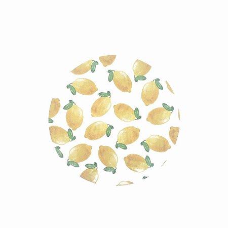 Sousplat Limão Siciliano