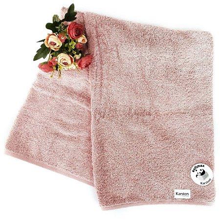 Toalha de Banho Cotton Class Rosa Karsten