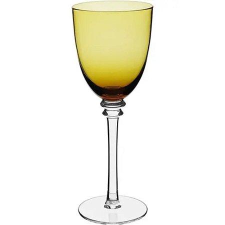 Taça Âmbar Para Vinho