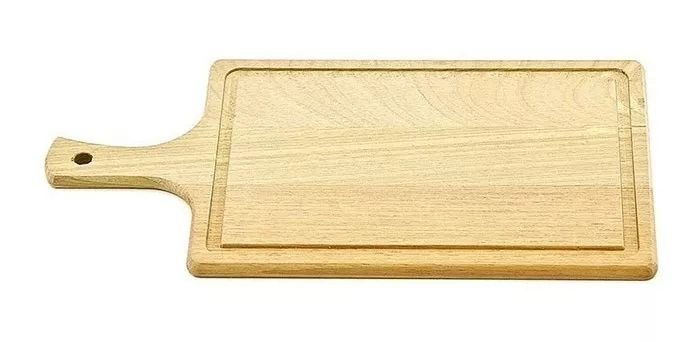 Tábua de Corte Delicate 38,5cm x 20,2cm Madeira - Tramontina