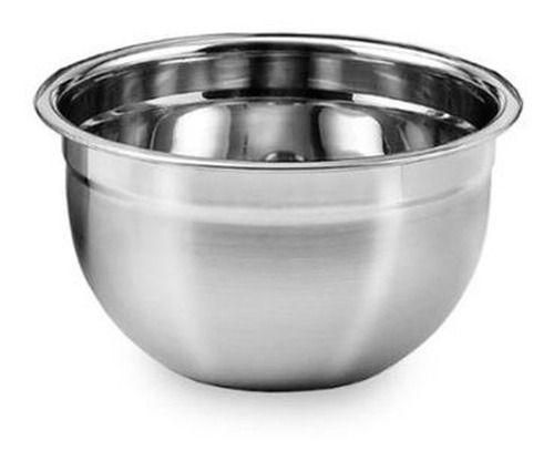 Tigela Bowl Funda Em Inox 18cm Aço Inox