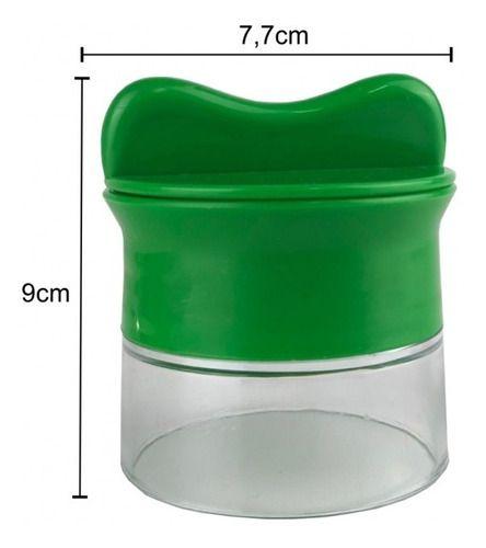 Cortador De Legumes Espiral Clink Inox 7,7x9 Cm