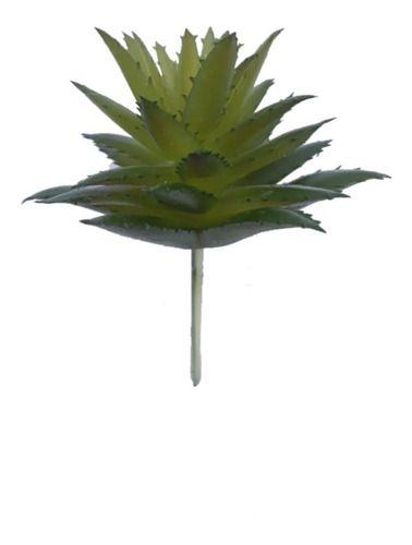 Kit 3 Plantas Suculenta Artificial 10x5 Cm Decoração Casa