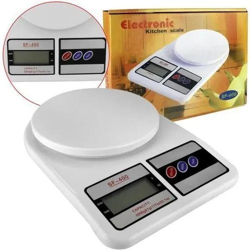 Balança De Cozinha Digital 10kg Multiuso