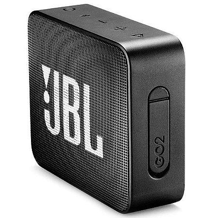JBL Go2 Bluetooth Preto