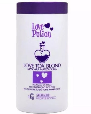 BOTOX LOVE POTION MATIZADOR - LOVE TOX BLOND
