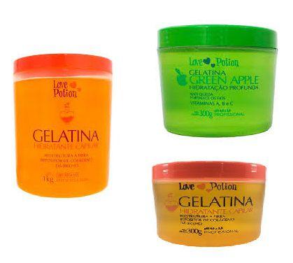 GELATINA - LOVE POTION