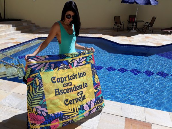 e1c14b42c Canga Arraial do Cabo Personalizada - Las Chicas Party