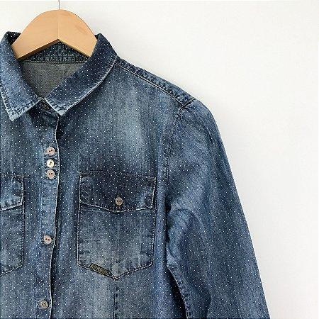 Camisa Jeans P/M