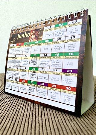 Calendário Litúrgico Tradicional 2021