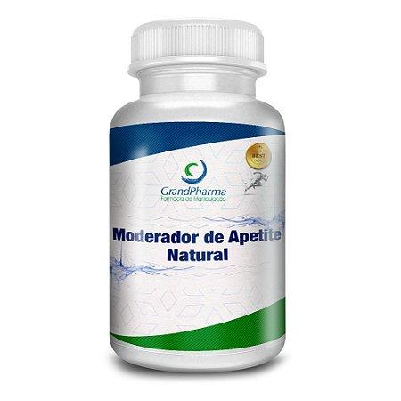 Moderador de Apetite Natural (60 cápsulas)