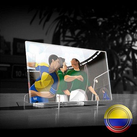 Colômbia 2001 - La Copa Cafetera (PLACA)
