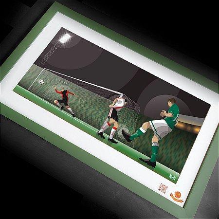 Palmeiras 1999 - Libertadores - Semi