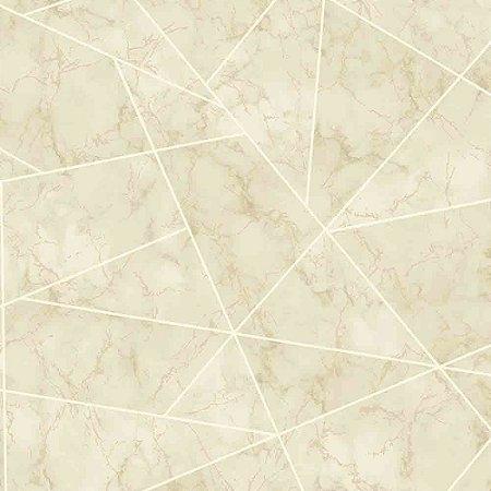 Papel de Parede Geométricos Efeito Mármore Elegance 3 EL202702R