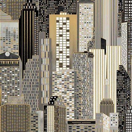 Papel de Parede Cidade Glamour GL922523R