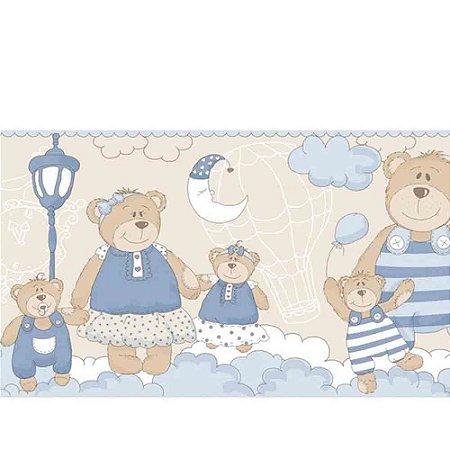 Faixa de Parede Infantil Ola Baby 2 OL222201F