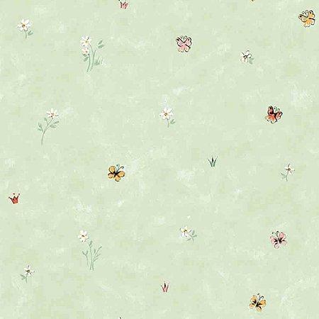 Papel de Parede Infantil Floral Hello Kids HK223203R