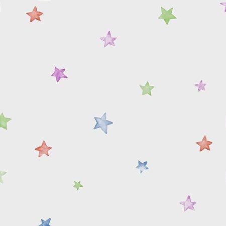 Papel de Parede Infantil Estrela Hello Kids HK224202R