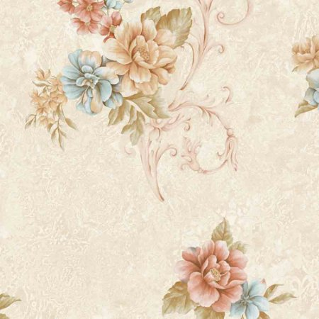 Papel de Parede Floral Moda em Casa 3 MD702304R