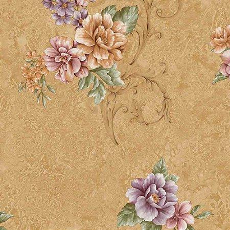 Papel de Parede Floral Moda em Casa 3 MD702305R