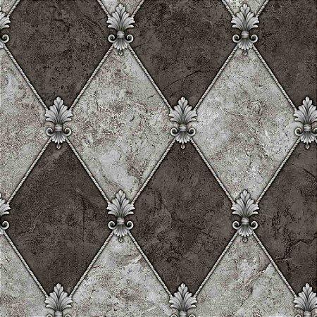 Papel de Parede Geométricos Moda em Casa 3 MD702503R