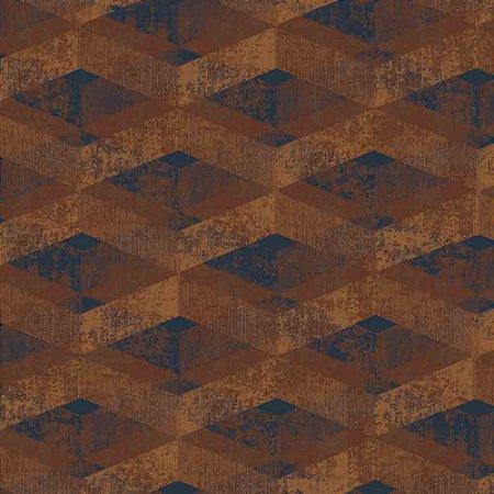 Papel de Parede Geométricos Nickal 2 NK530505R