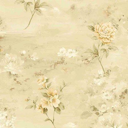 Papel de Parede Floral Poet Chart 3 PT971306R