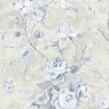 Papel de Parede Floral Sydney SY112010R