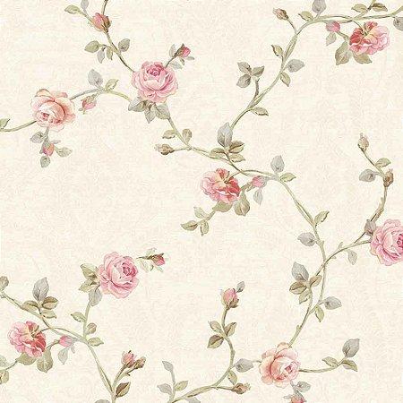 Papel de Parede Floral Flora 2 2F850702R