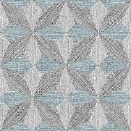 Papel de Parede Geométricos Blackburn 25304