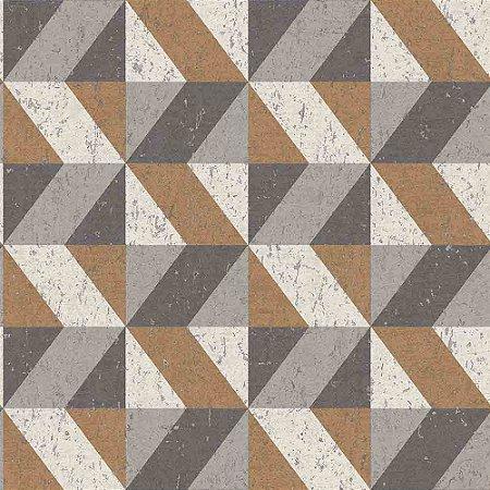 Papel de Parede Geométricos Blackburn 25312