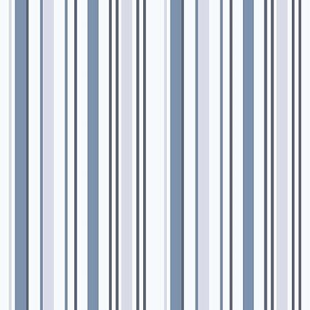 Papel de Parede Infantil Bambinos Listrado Azul, Branco e Cinza 3318