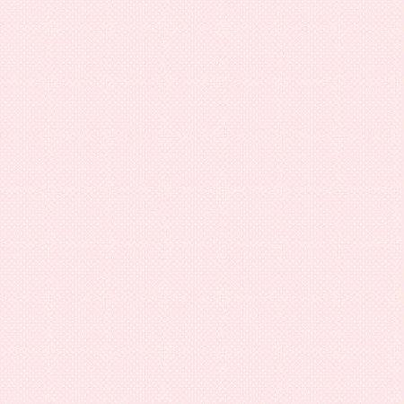 Papel de Parede Infantil Bambinos Poá Rosa e Branco 3351