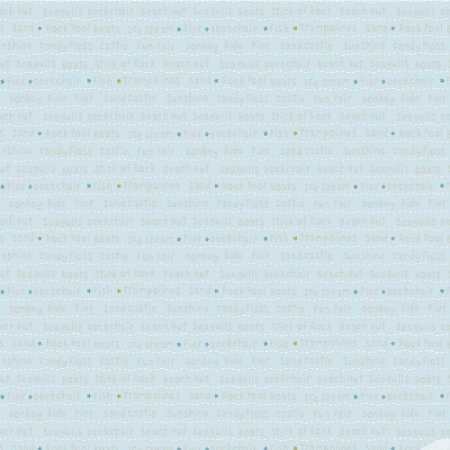 Papel de Parede Infantil Baby Charmed Estrela BB220903