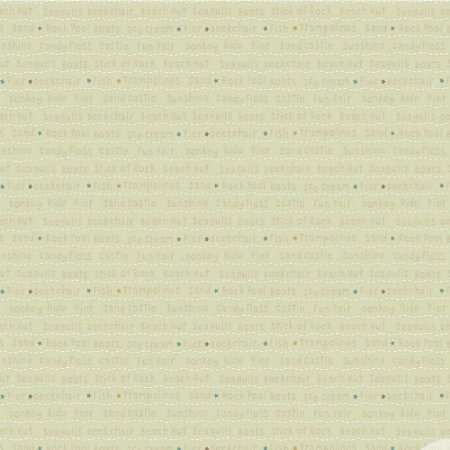 Papel de Parede Infantil Baby Charmed Estrela BB220904