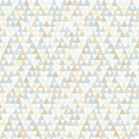 Papel de Parede Infantil Baby Charmed Geométricos BB221204