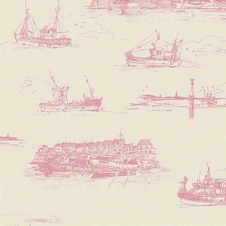 Papel de Parede Da Vinci 2 Temas Diversos Barcos Navios DV120503