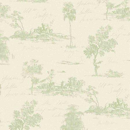 Papel de Parede Da Vinci 2 Temas Diversos Árvores DV120705