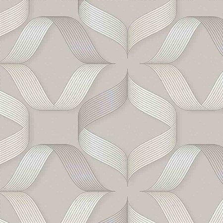 Papel de Parede Neonature 3 Geométricos 3D 3N850101R