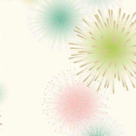 Papel de Parede Neonature 3 Temas Diversos Fogos de Artifício 3N850301R