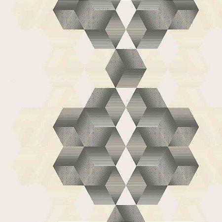 Papel de Parede Neonature 3 Geométricos 3D 3N850501R