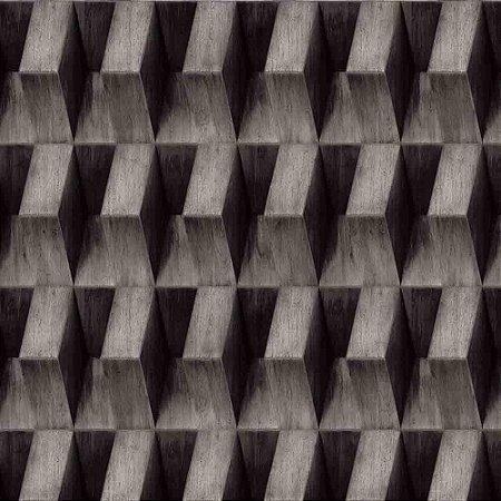 Papel de Parede Neonature 3 Geométricos 3D 3N850604R