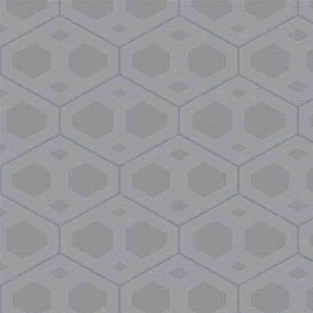 Papel de Parede New Form Geométricos 3D NF630305