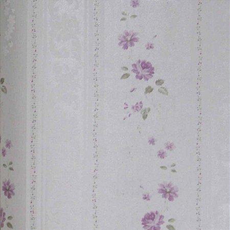 Papel de Parede Scenery 2 Floral em Listras SC29082