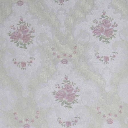 Papel de Parede Scenery 2 Floral com Arabesco SC29151