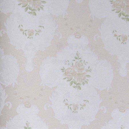 Papel de Parede Scenery 2 Floral com Arabesco SC29155