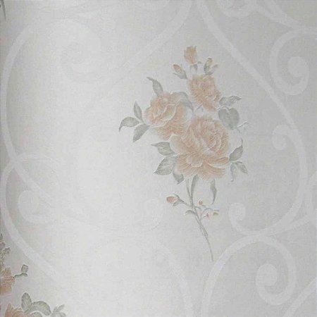 Papel de Parede Scenery 2 Floral com Arabesco SC29165