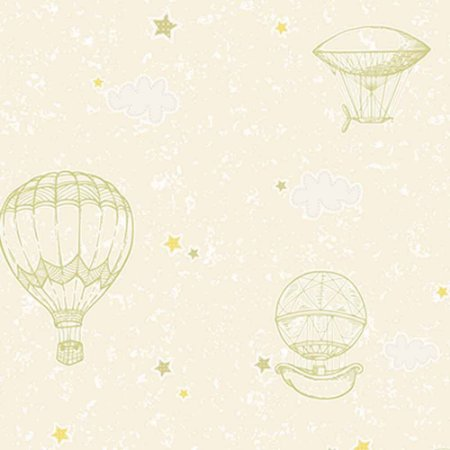 Papel de Parede Infantil YOYO Balões YY222702K